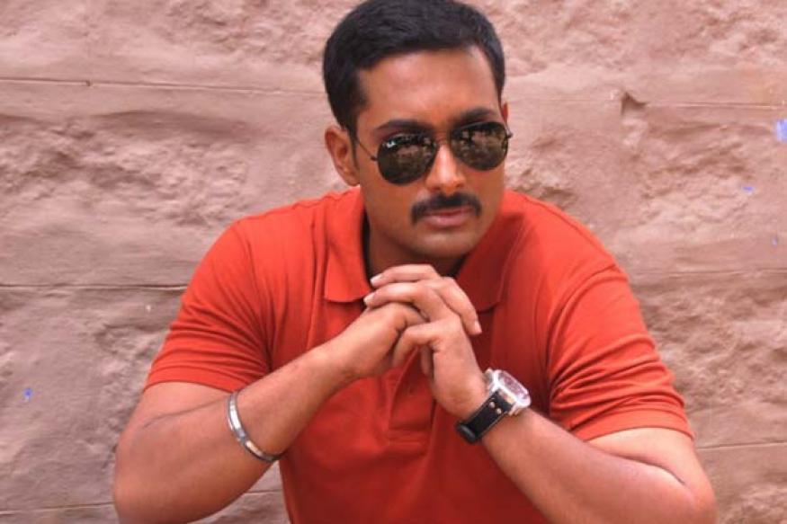 Uday Kiran keen to resurrect Tamil film career