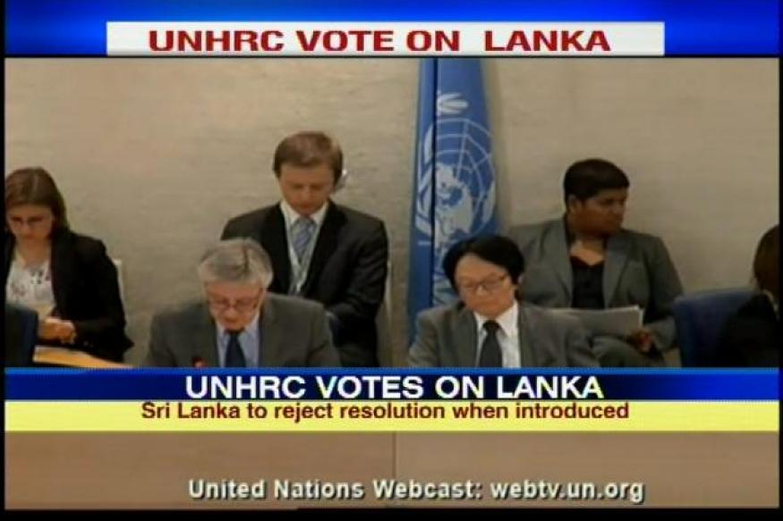 Sri Lanka disappointed with India's vote at UNHRC: Envoy