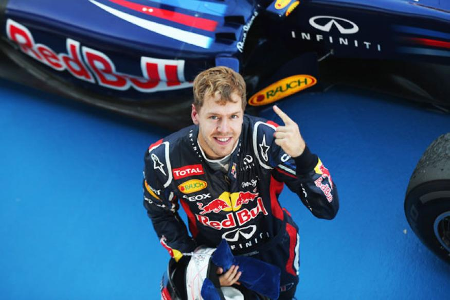 Vettel on top in season-opening practice at Melbourne