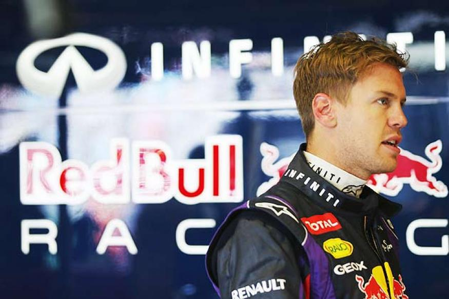 Vettel dominates both practice sessions at Australian Grand Prix