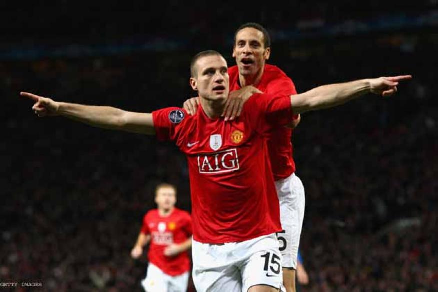 United's Vidic refreshed by missing international duty