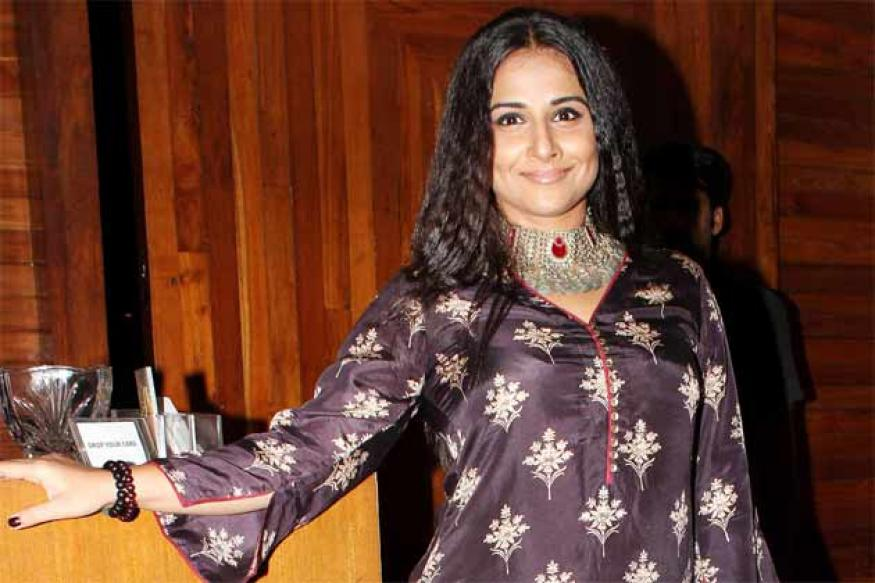 Vidya's look is something to watch out for in 'Ghanchakkar', says director