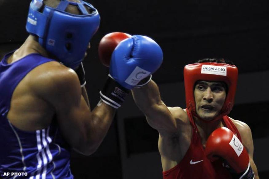 Vijender Singh: Olympic medallist who gets knock-out punch
