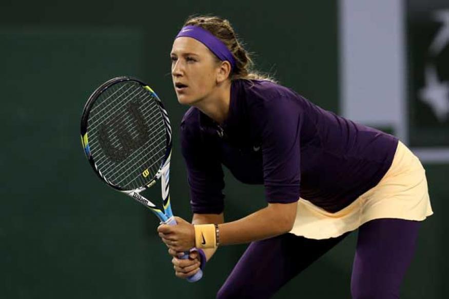 Victoria Azarenka progresses to round four at Indian Wells