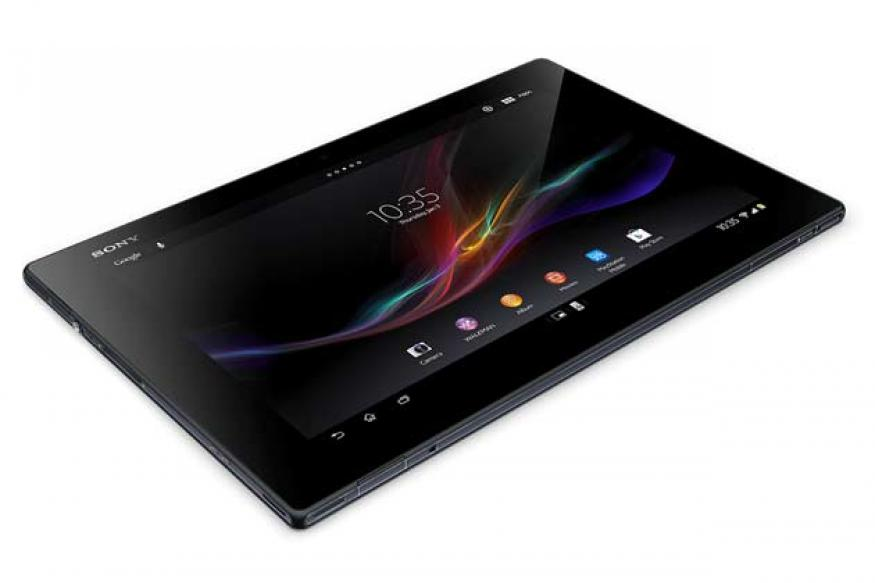 Sony's 10.1-inch Xperia Tablet Z announced in India; to be available by May