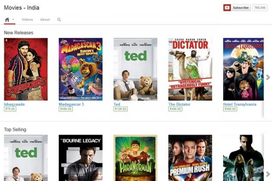 Google opens up YouTube video rental and purchase for Indian users