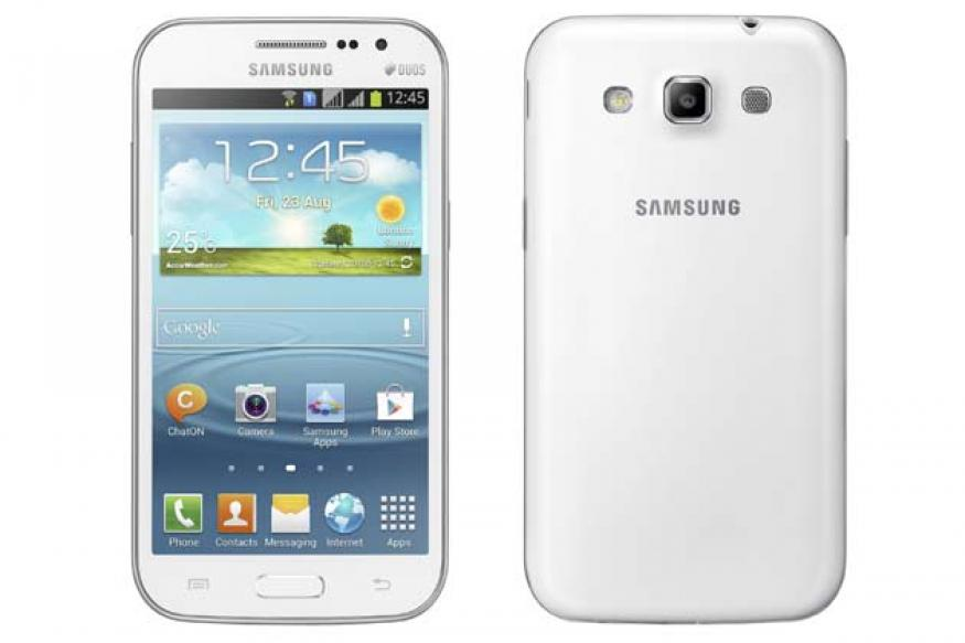 Samsung announces 4.7-inch Galaxy Win with quad-core processor