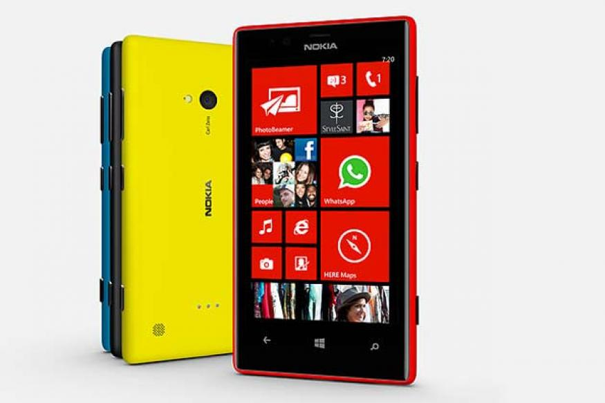 Nokia Lumia 720 up for pre-order for Rs 18,999
