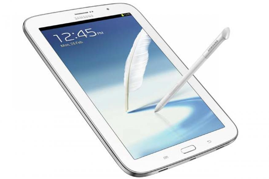 Samsung's 8-inch tablet Galaxy Note 510 up for pre-order for Rs 30,900