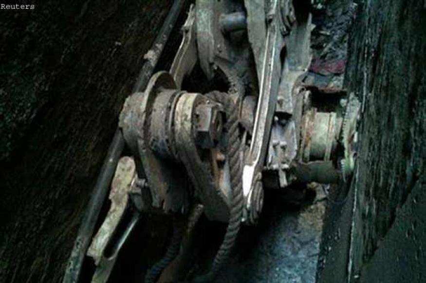Part of 9/11 plane landing gear found in lower Manhattan