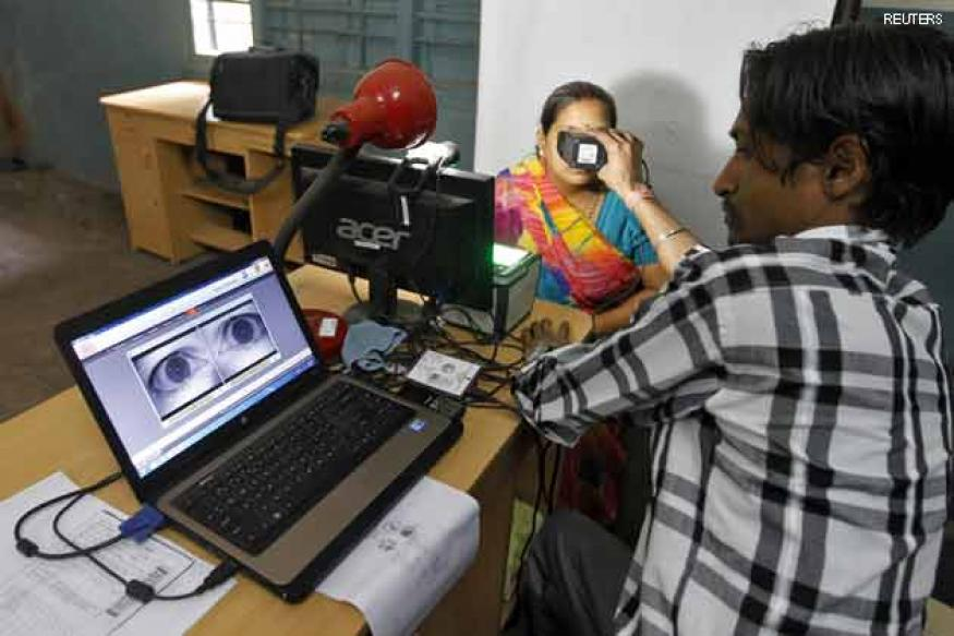 Aadhaar card enrolment 99 per cent in Chandigarh