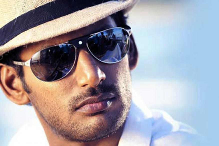 Tamil actor Vishal to produce  'Paandia Naadu'