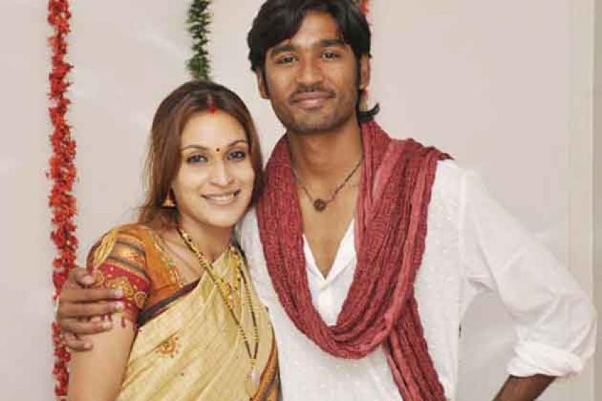 Aishwarya praises her husband Dhanush for 'Raanjhana'