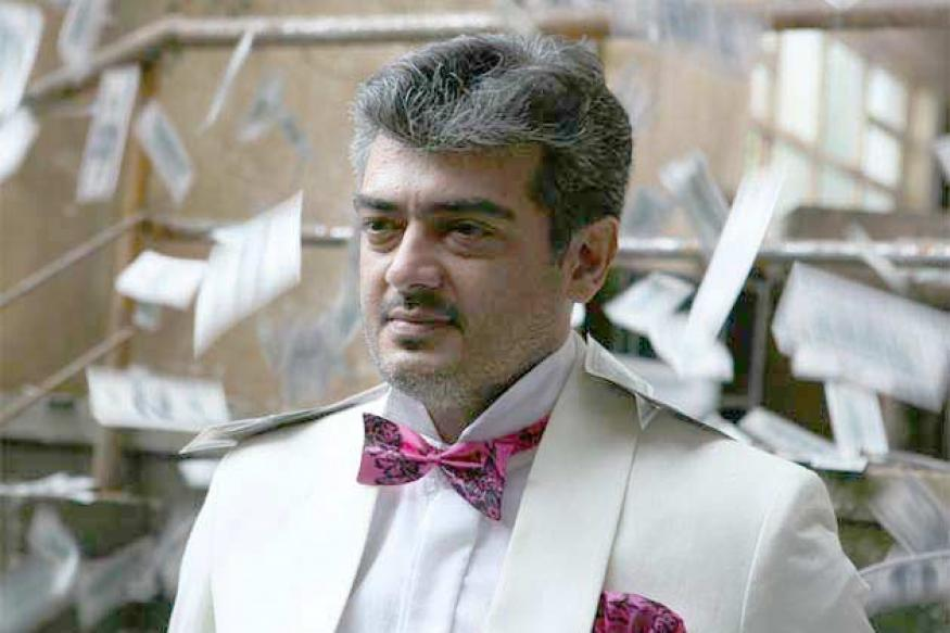 Ajith Kumar's new Tamil film goes on floors