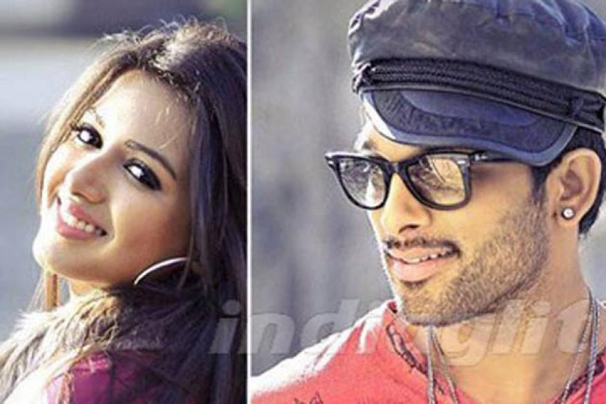 Allu Arjun, Amala Paul gear up for Telugu film  'Iddarammayilatho'