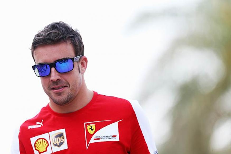 Ferrari's Alonso fastest in final practice at Bahrain