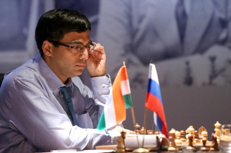Anand registers an easy draw in second leg of Alekhine Memorial