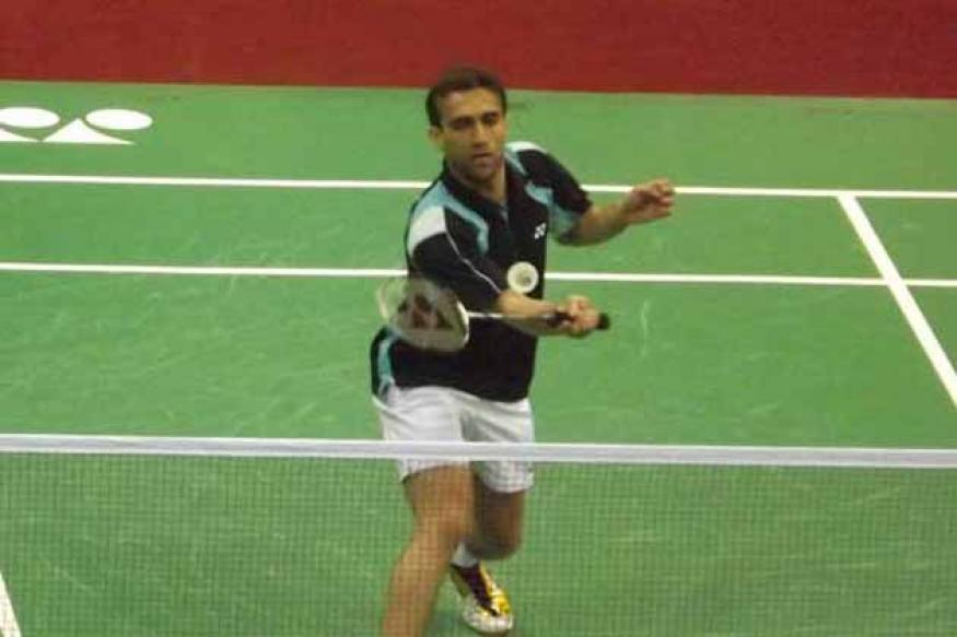 Anand Pawar's dream run at India Open ends in the semis