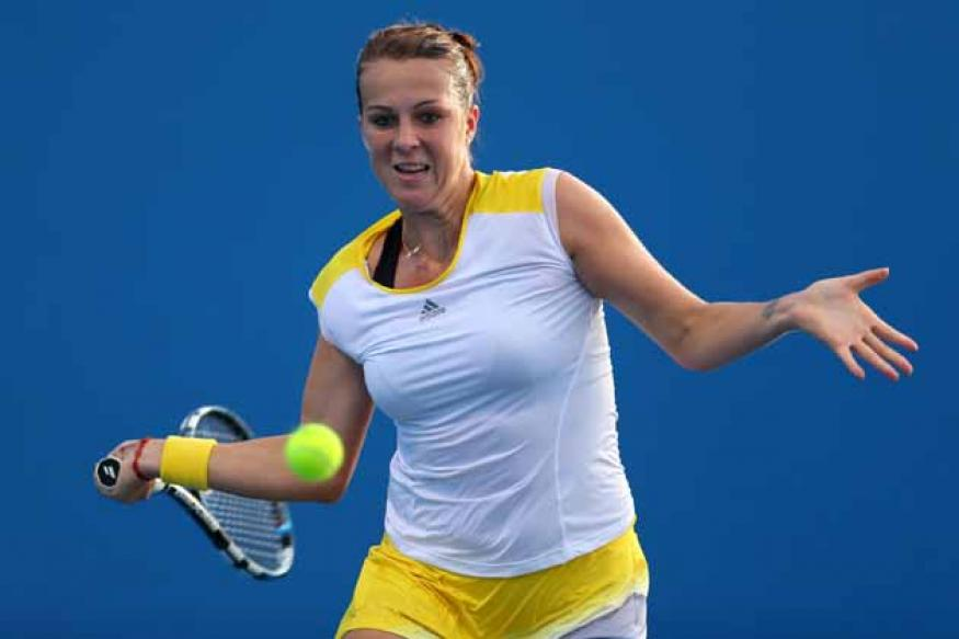 Pavlyuchenkova to open for Russia in Fed Cup semis