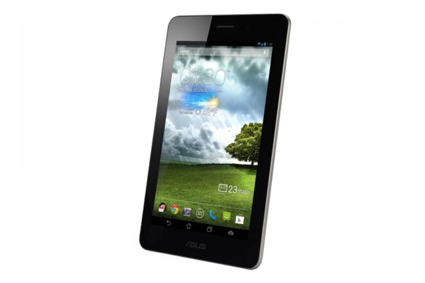 Asus launches 7-inch Fonepad with Intel processor in India at Rs 15999