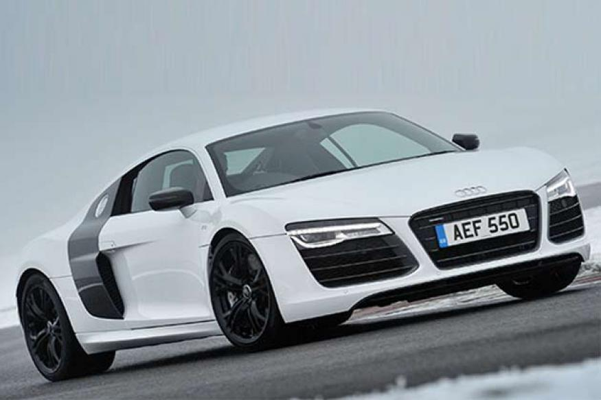 2013 Audi R8 V10 Plus launched in India at Rs 2.05 crore