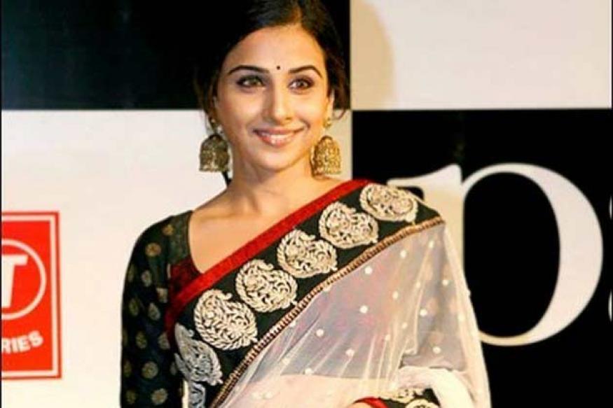 Vidya Balan in Cannes Film Festival's jury