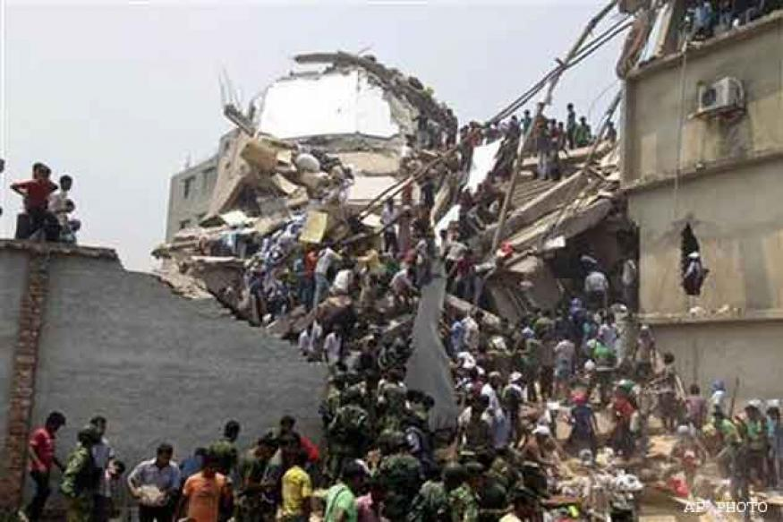 Bangladesh building collapse: Death toll rises to 80
