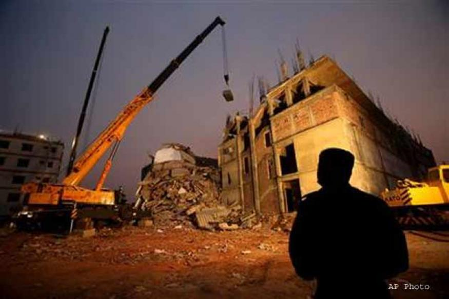 Bangladesh building collapse: Police interrogate owner