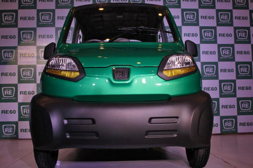 Bajaj Auto's RE60 gets mixed responses from industry