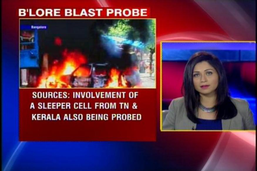 Bangalore blast: Involvement of sleeper cell from TN, Kerala suspected