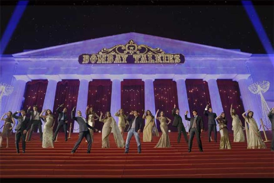 SRK, Madhuri, Aamir to appear together in 'Bombay Talkies' song