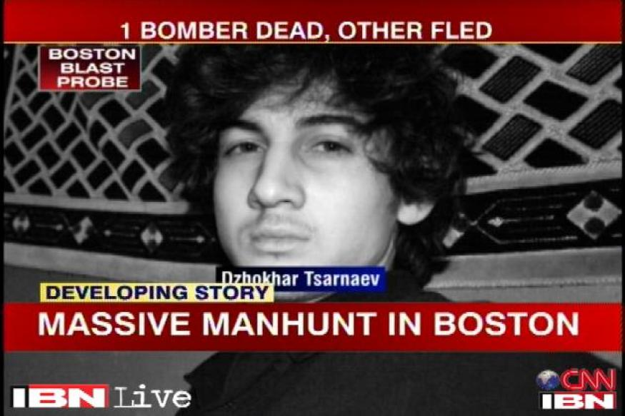Boston blasts: 19-year-old suspect hospitalised with injuries