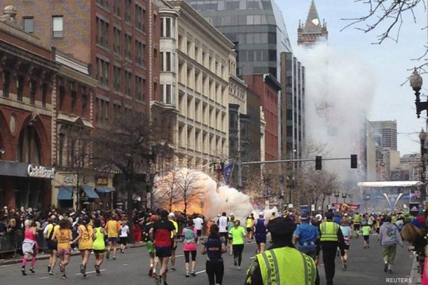 US: Boston bomb contained traces of woman DNA