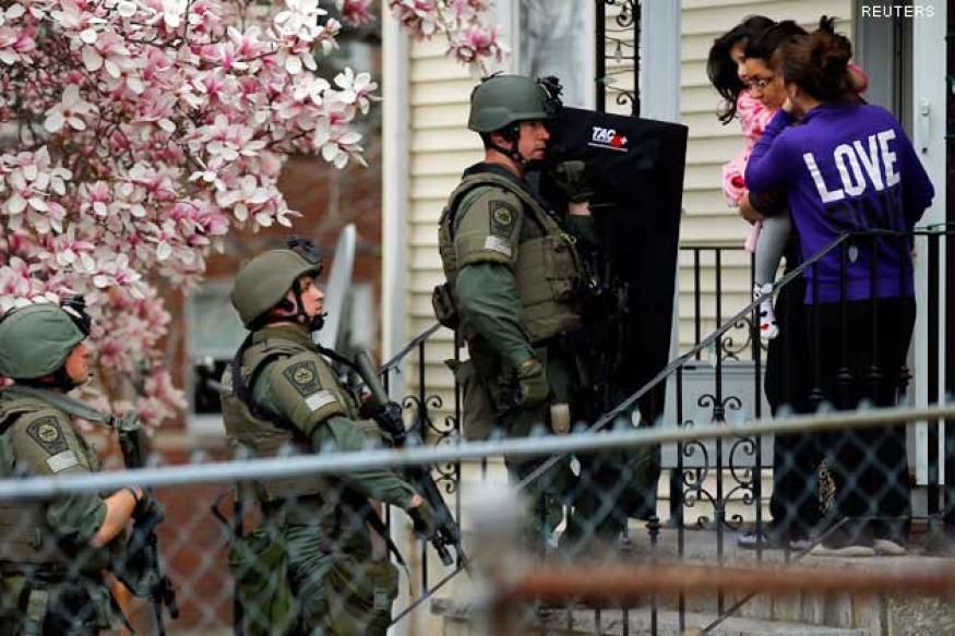 Timeline: How Boston Marathon bombing suspects were arrested