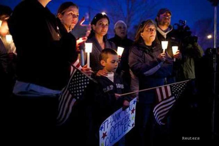 FBI takes DNA samples of Boston bombing suspect's widow