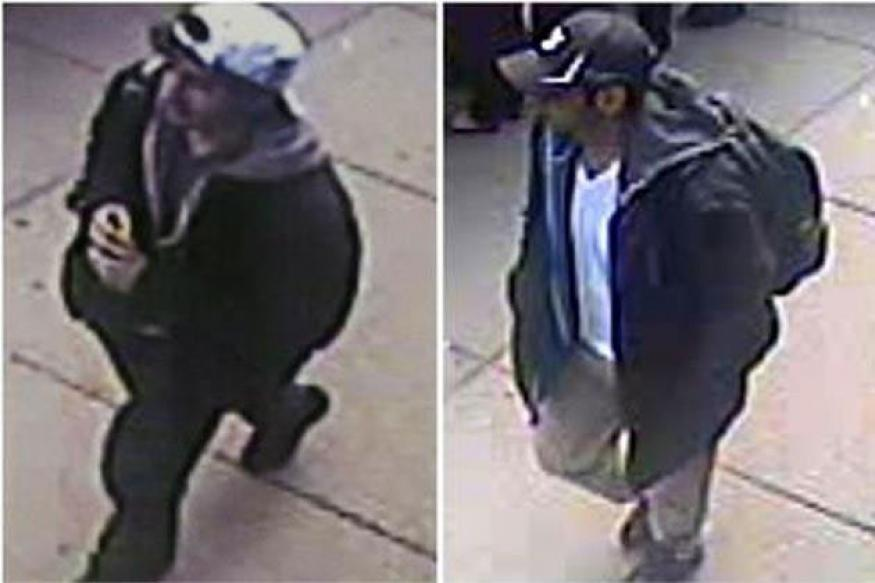 Boston Marathon blasts: FBI releases photos of 2 suspects