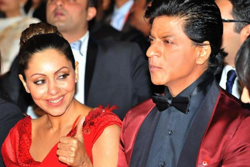 Snapshot: Why Shah Rukh and Gauri still make a gorgeous couple