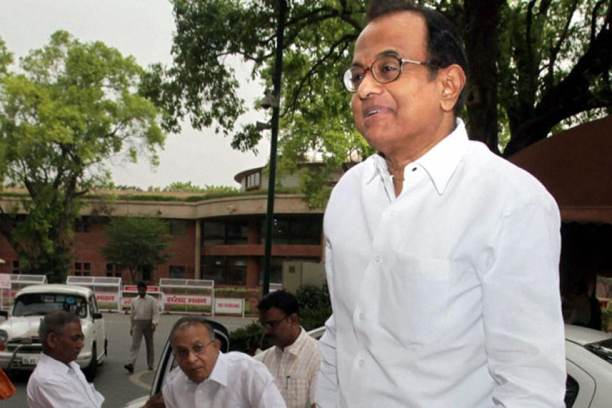 No aspiration to become PM, want to do party work: Chidambaram