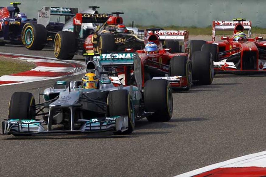 Webber and Gutierrez get grid penalties for Bahrain