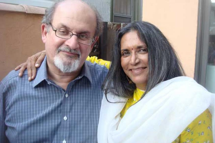'Midnight's Children' is a collaborative affair: Rushdie