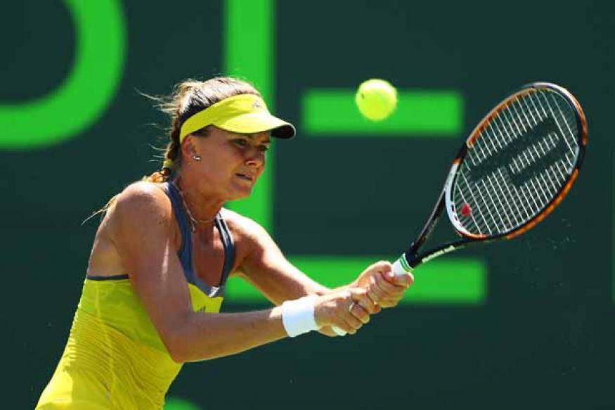 Slovakia pick Hantuchova for Fed Cup semis