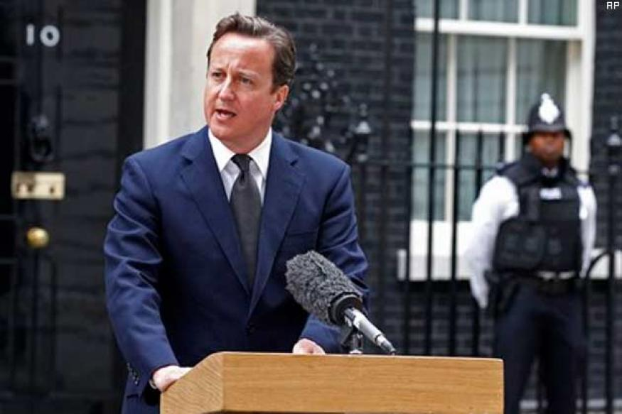 Thatcher's death puts Cameron's leadership in spotlight