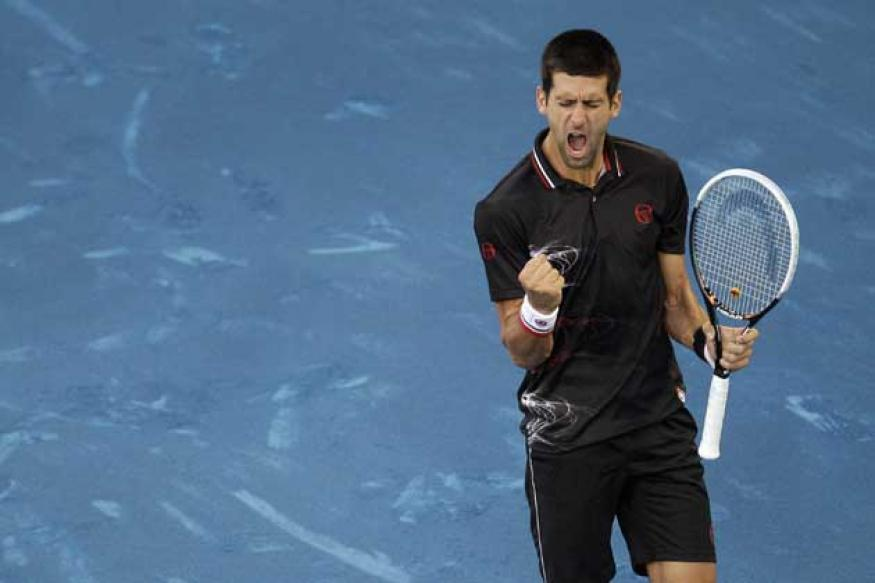 Querrey makes it 1-1 for the US after Djokovic's opening win