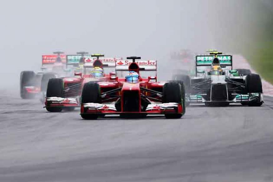 Formula One: Team orders fallout hangs over China