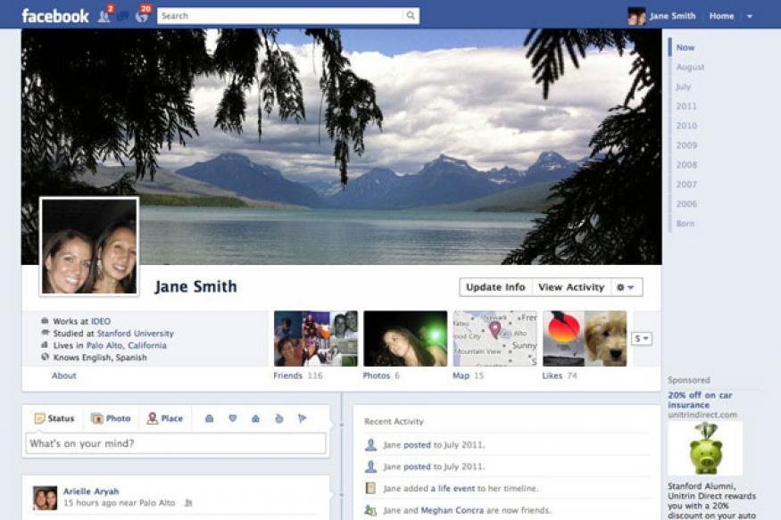 Facebook fails to end trademark infringement lawsuit over Timeline