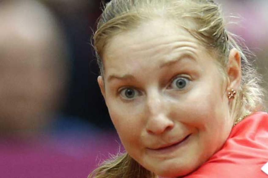 Russia beat Slovakia 3-2 in Fed Cup semis