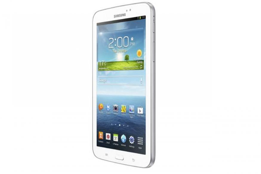 Samsung unveils Galaxy Tab 3: 7-inch display, dual-core CPU