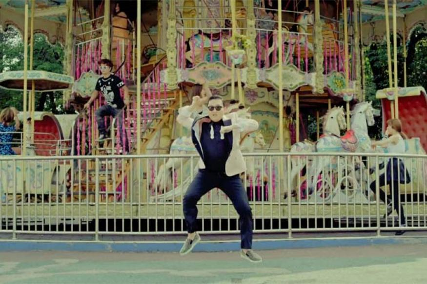 After 'Gangnam Style', Psy's next song is titled 'Gentleman'
