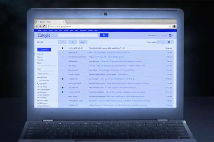 Google announces Gmail Blue on April Fool's Day