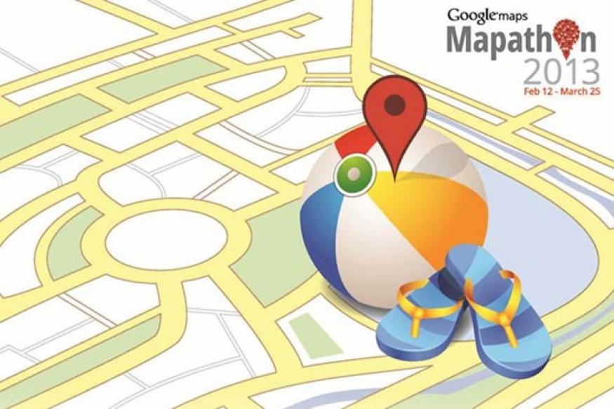 Delhi Police investigating Google mapping contest 'Mapathon'